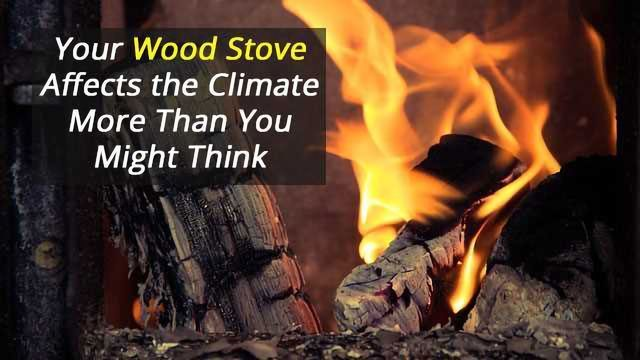 Wood Stoves Hot Things Up and Cool Things Down