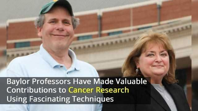 Baylor Scientists Join Forces in Groundbreaking Cancer Research