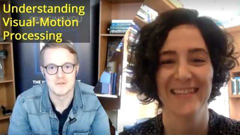NNR Meets First Author Dr Sepiedeh Keshavarzi to Discuss Visual Motion Integration in the Brain