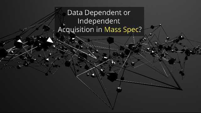 Data-Independent Acquisition: A Superior Technique in Mass