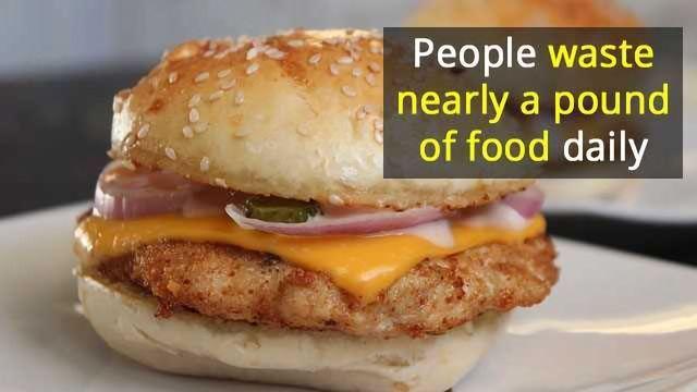 Food Wastage Puts Pressure on Resources