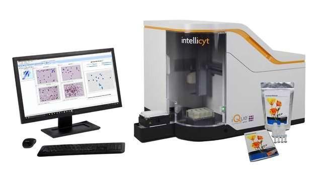 The IntelliCyt® iQue Screener PLUS platform