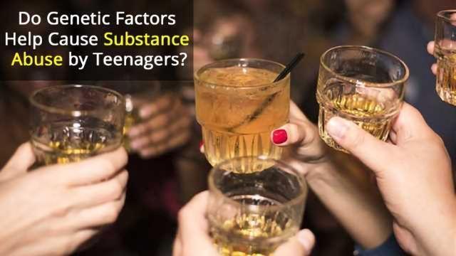 Can Genetics Help Explain Teen Drug Use?