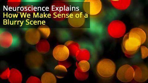How do we Make Sense of a Blurry Scene