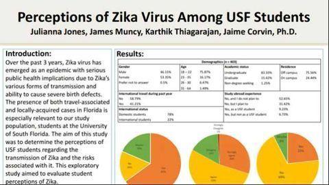 Perceptions of Zika Virus Among USF Students