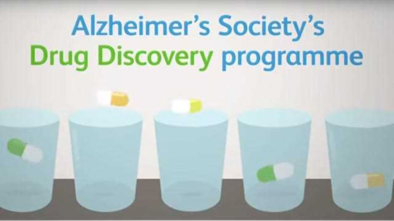 Drug Discovery Programme - Alzheimer's Society Dementia Research