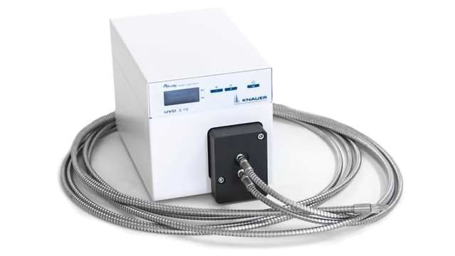 New UV Monitor Kit for Large Scale Purification