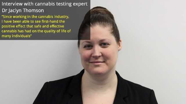 Meet the Scientist: Dr Thomson and Her Path to the Cannabis Industry