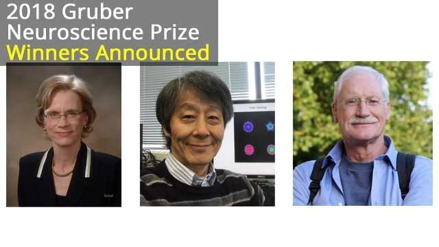3 Pre-Eminent Neuroscientists Share 2018 Gruber Award For Pioneering Work on the Basal Ganglia