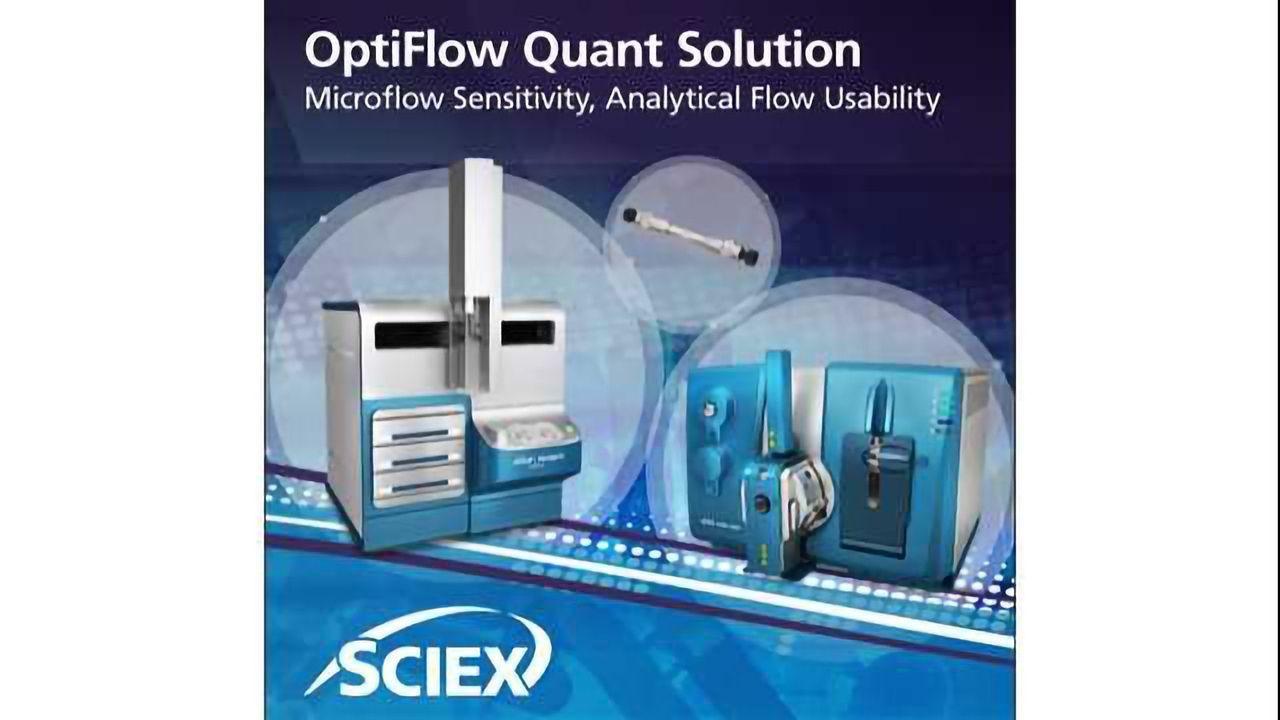 OptiFlow Quant Solution: Microflow Sensitivity, Analytical Flow Usability [Infokit]