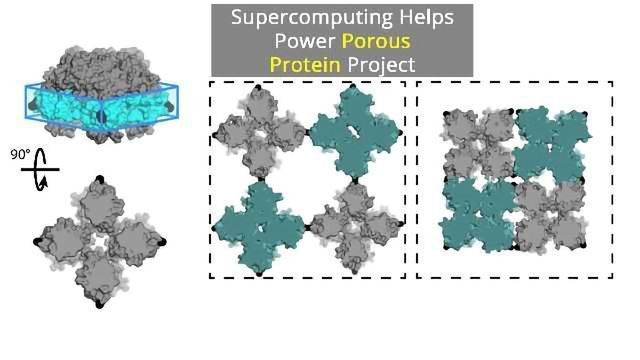 Computation and Chemistry Combine to Create World-First Auxetic Protein