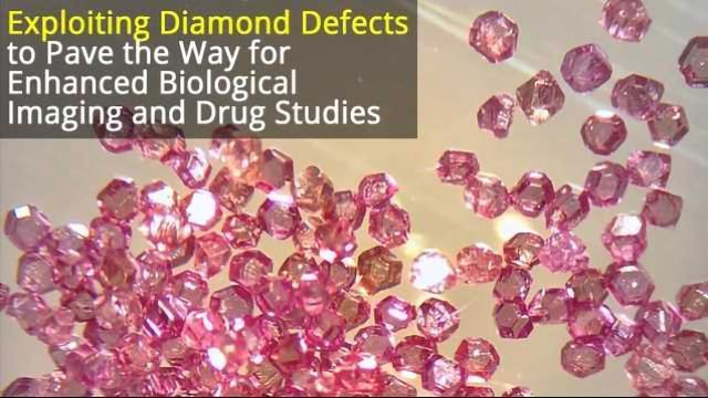 Using Diamonds to Create Drug Discovery Tools