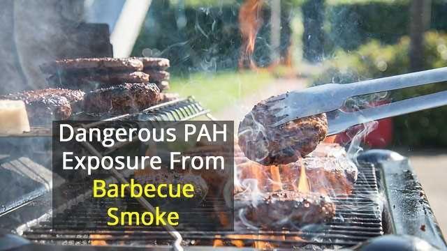 Carcinogen Hazard From BBQ Smoke