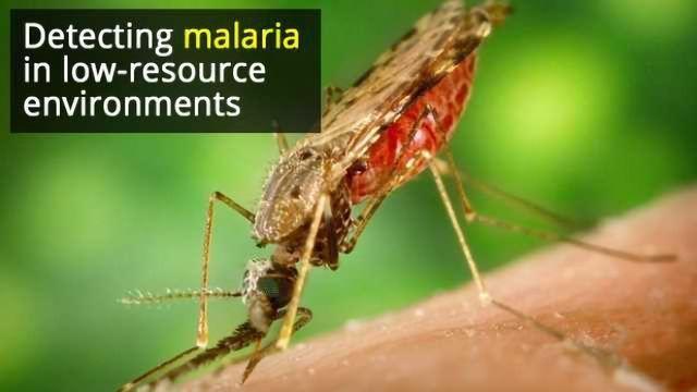 New Portable Malaria Screening Instrument Developed