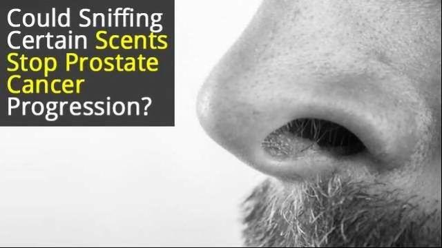 Smell Receptor Fuels Prostate Cancer Progression