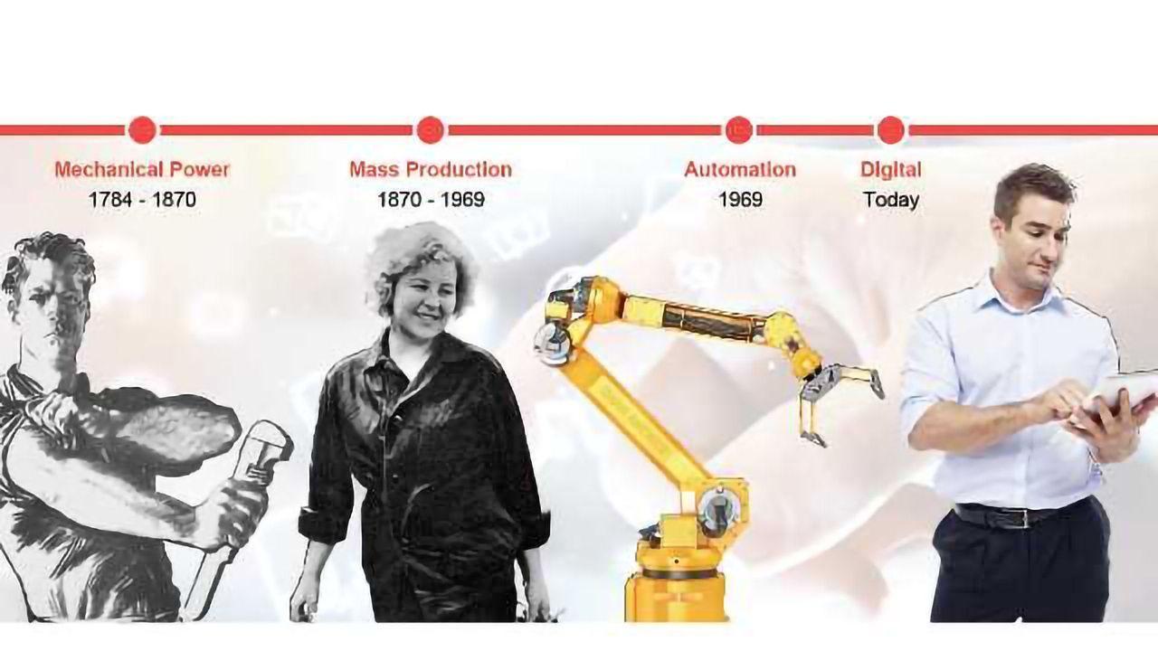 Preparing Laboratories for the Digital Revolution