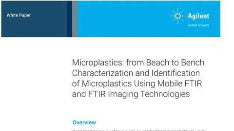 Analysis of Microplastics Using Mobile FTIR and FTIR Imaging