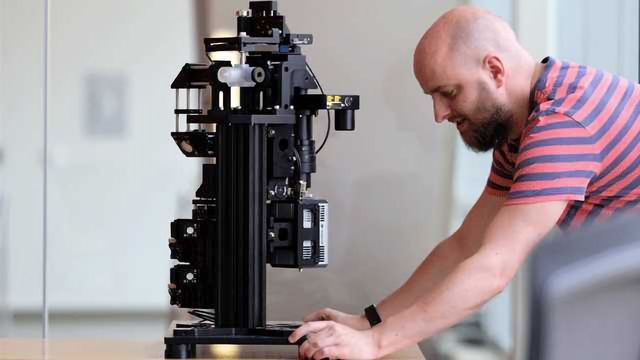 High-Powered Microscopy Coming to a Scientist Near You