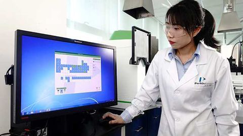 PerkinElmer PinAAcle™ 900H AA with Syngistix for AA Express Software