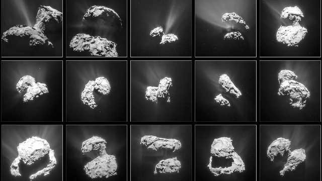 Molecular Oxygen in Comet's Atmosphere Not Created on its Surface