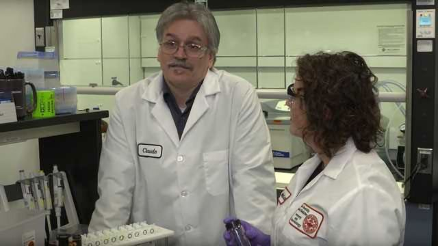 How 2D-LC is Used in Forensic Science at Boston University Medical School - Behind the Science