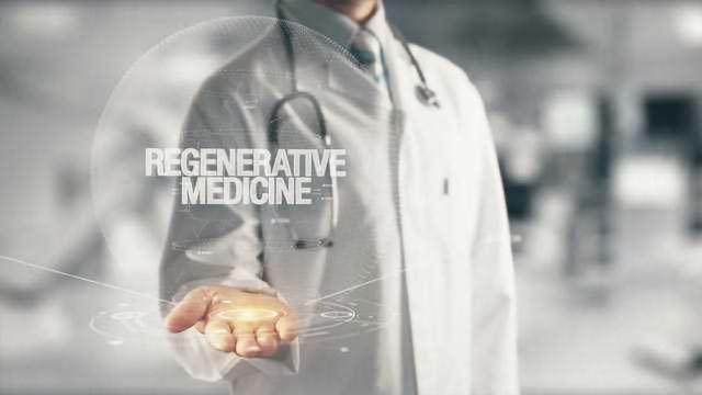 Supporting the Development of Regenerative Medicines