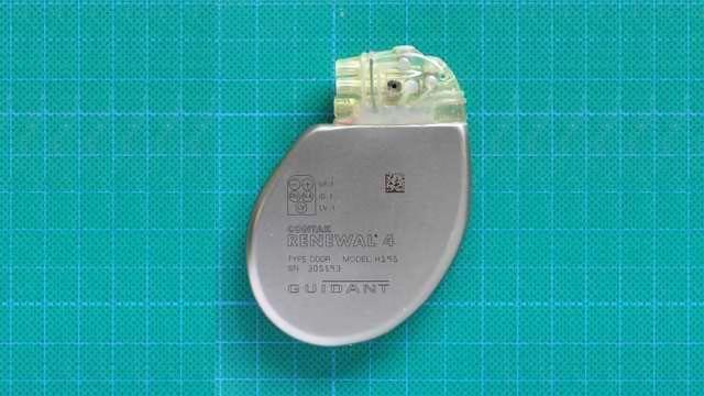 Molecular Tag Ensures Implant Traceability