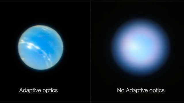 Supersharp Images from New VLT Adaptive Optics