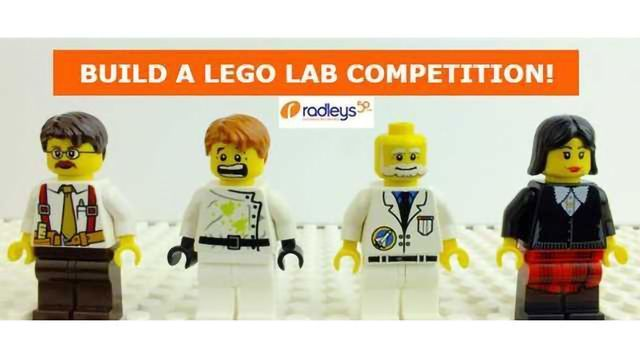 Science Fans Challenged Once Again to Create the Ultimate Lego Lab