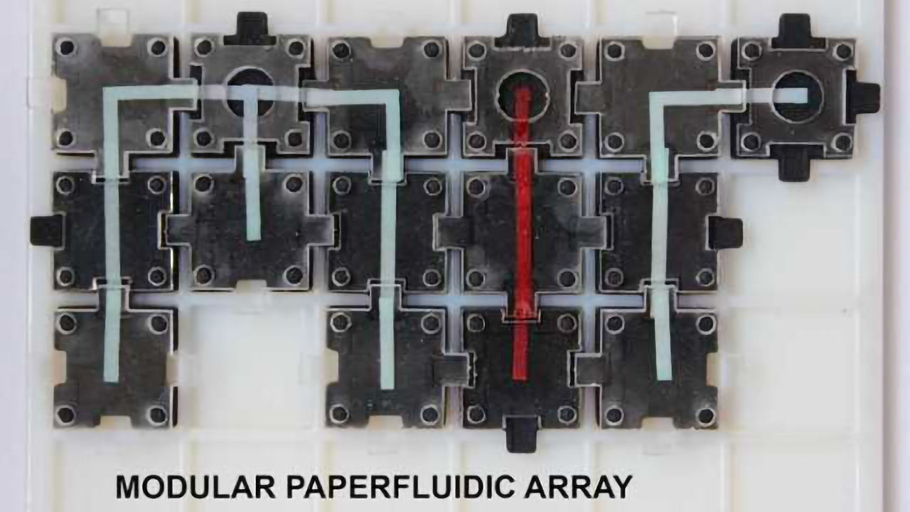 MIT's Plug-and-play Kit Transforms Paperfluidic Diagnostics