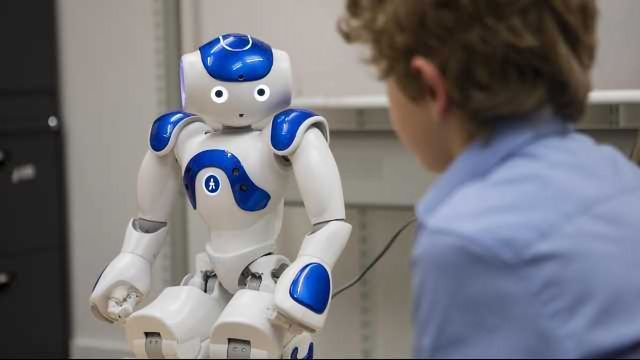 Robots Can Better Influence Kids' Opinions