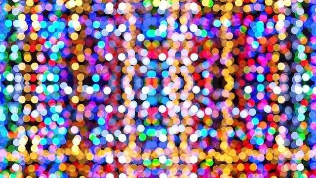 A Molecular Dye that Responds to Stimuli