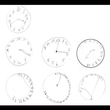 Researchers Assess Usefulness of Clock Drawing Cognitive