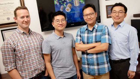 Microbubbles Help Fight Against Dangerous Biofilms