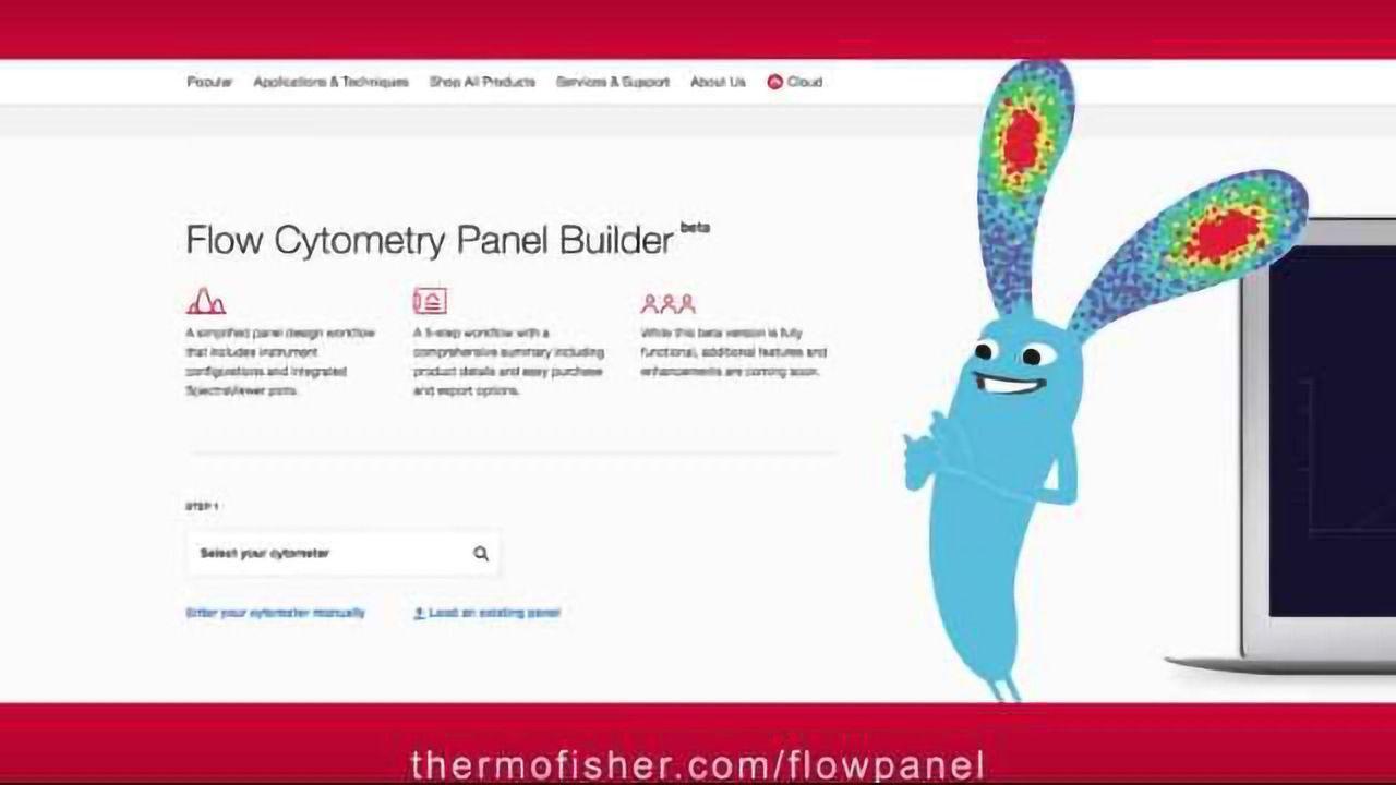 Flow Cytometry Panel Builder