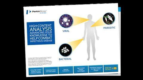 Studying Infectious Diseases with High-Content Analysis