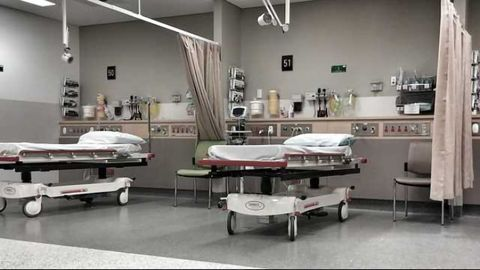 Hospital Privacy Curtains Breeding Ground For Harmful Bacteria