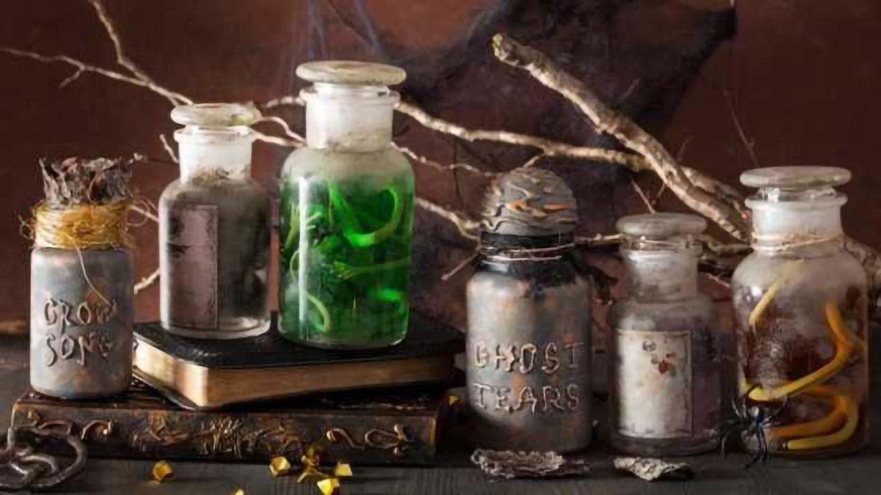 4 Spooky Sounding Halloween-inspired Scientific Terms
