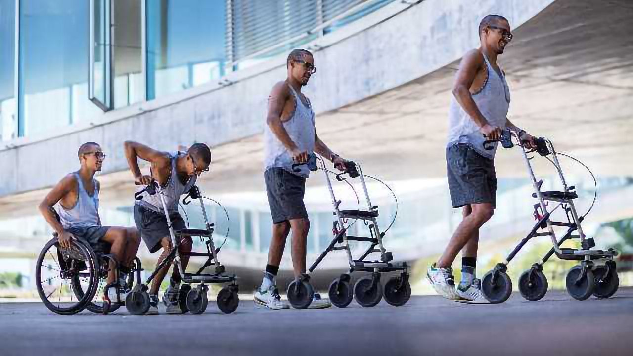 Paralyzed Patients Walk Again After Targeted Spinal Cord Stimulation