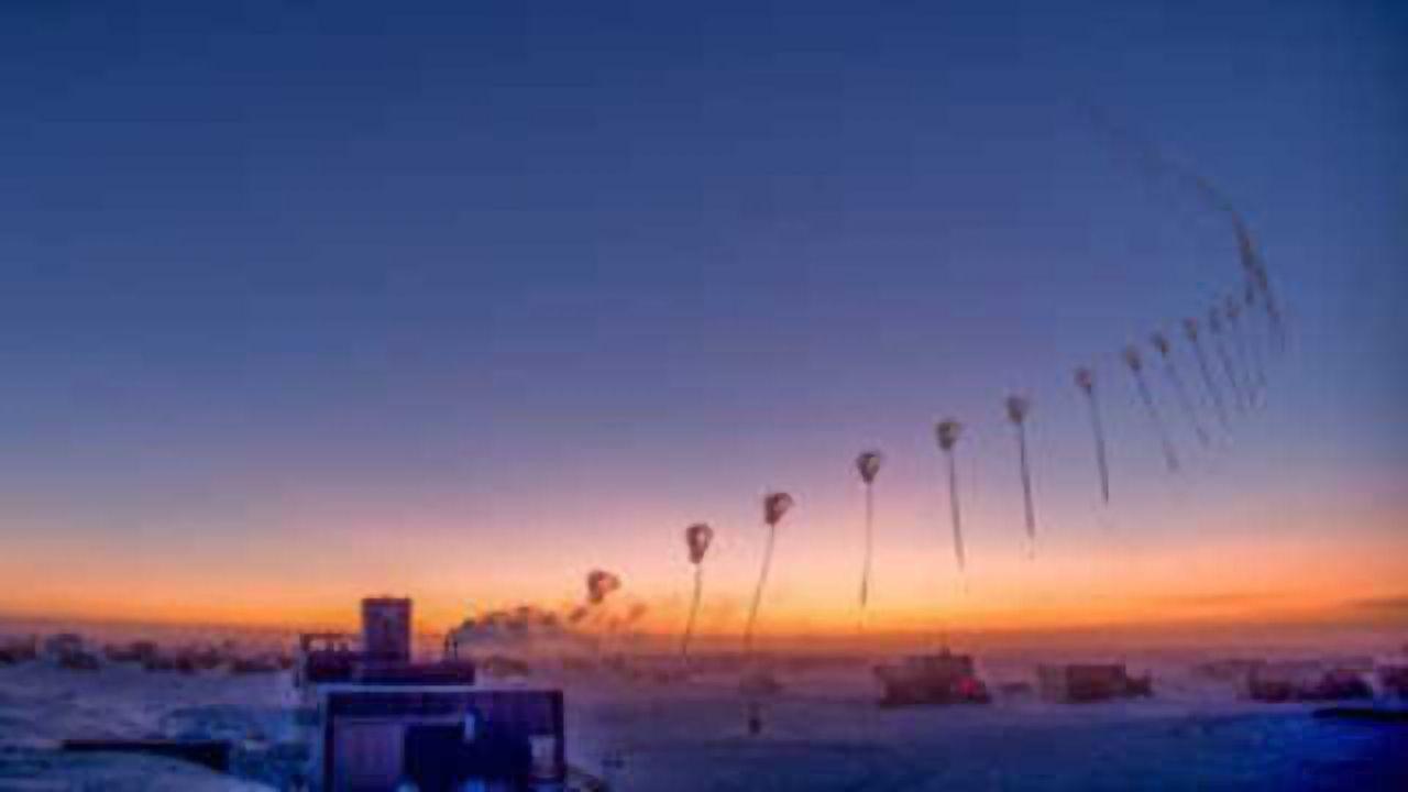 Ozone Hole Unexpectedly Modest