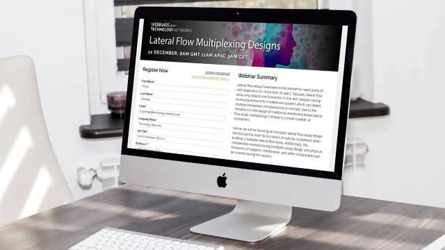 Lateral Flow Multiplexing Designs