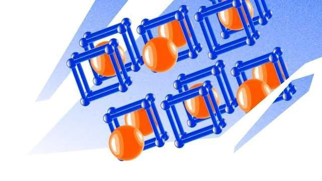 Crystal Structure Predictor Inspired by Nature