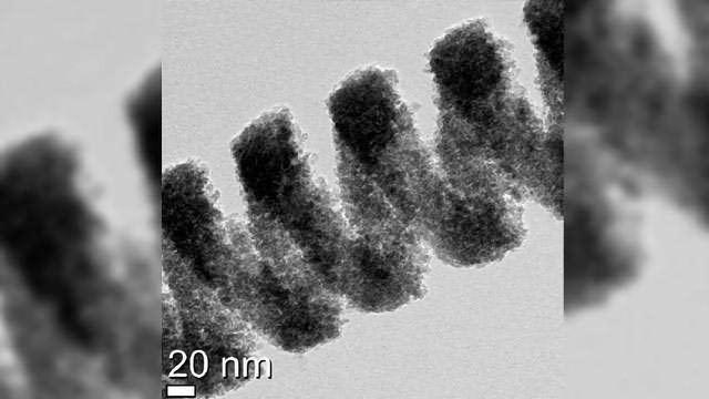 Anticancer Drugs Delivered Using Magnetic Nanospring Capsules