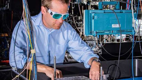 Atomic Clocks So Accurate they Can Measure Signals from Early Universe