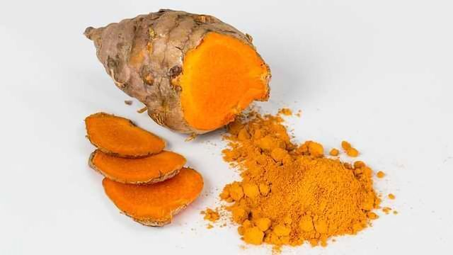 Turmeric is at the Heart of It