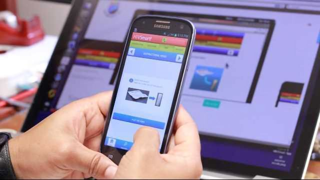 App Aims To Encourage At Home Hiv Testing Technology Networks