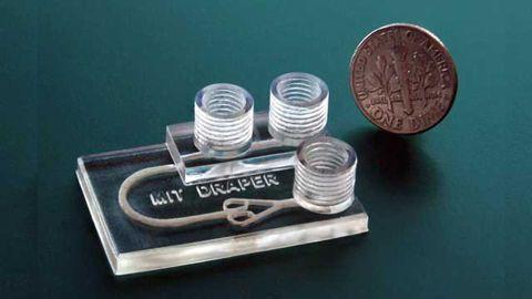 3D Printed Microfluidic Device Simulates Cancer Treatments