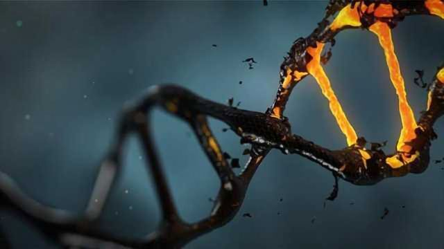 A Way to Visualize a Genetic Mutation