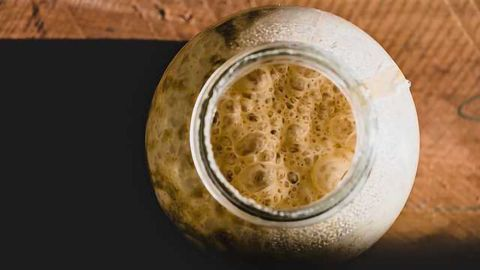 Ethanol Release Relieves Yeast's Stresses