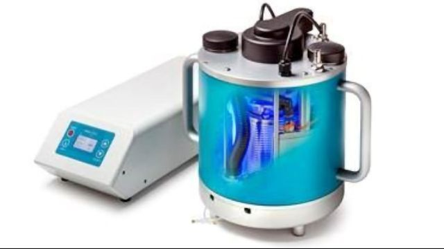 NEW PhotoSyn™ - Variable high power LED lamp unit for flow photochemistry